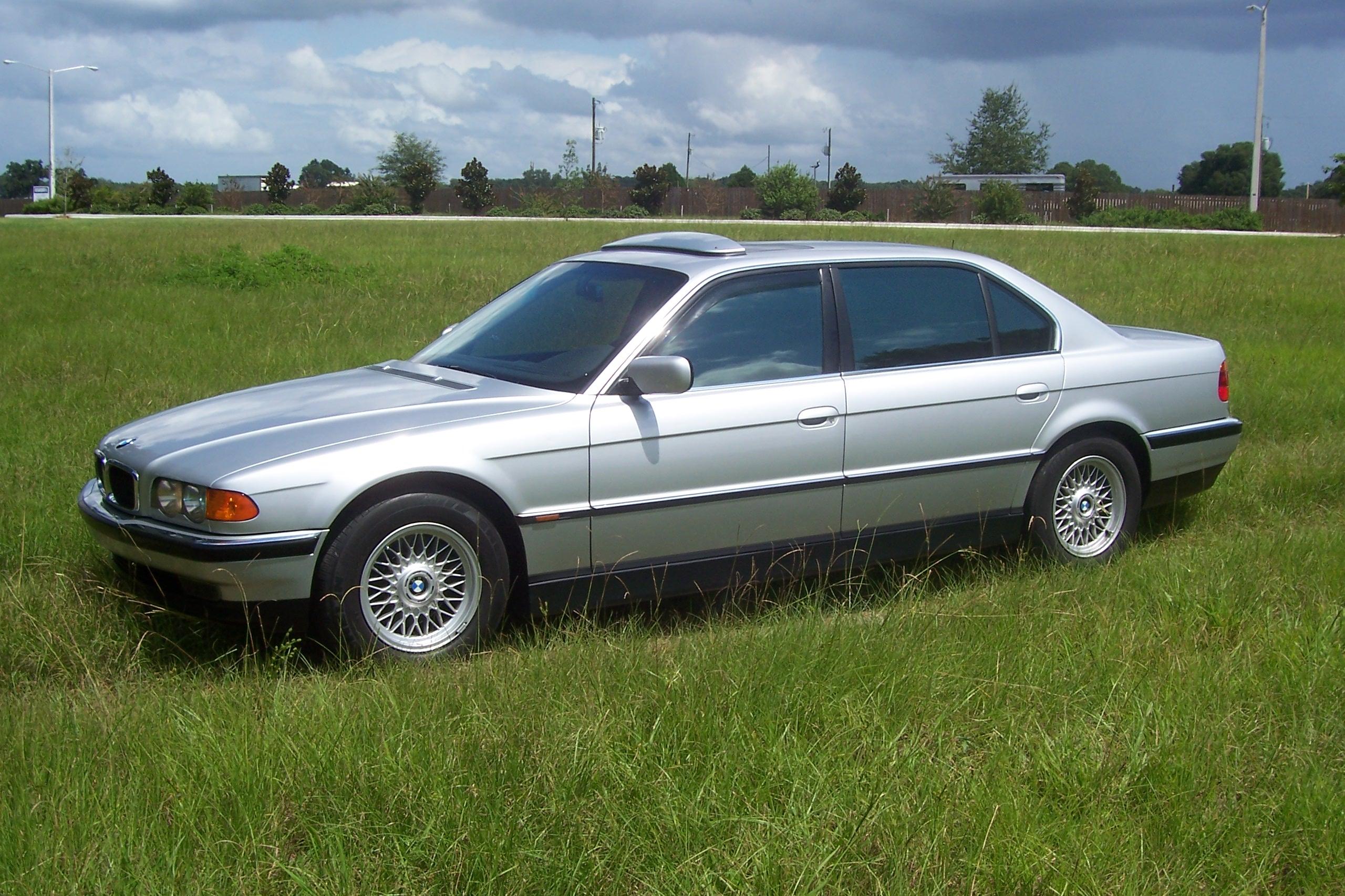 Testimonial] Bar\'s Leaks Main Seal Repair and a 1999 BMW 740il |